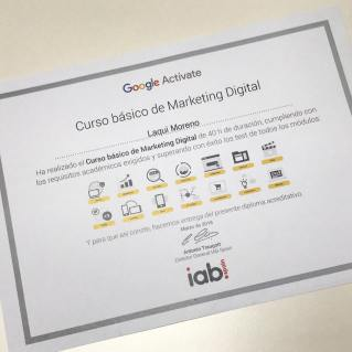 Google Activate Marketing Digital